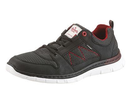RIEKER fűzős cipő, kevert anyagösszetételű