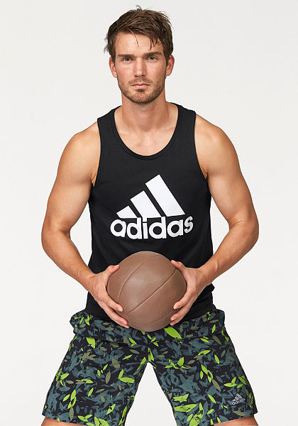 adidas Performance ESSENTIALS LOGO TRUNK trikó