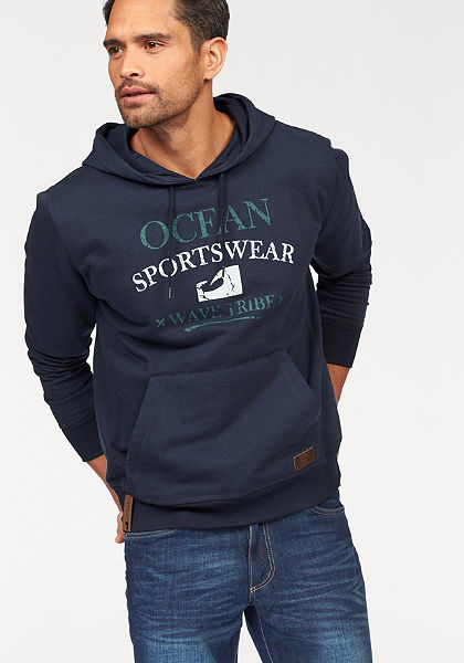Ocean Sportswear hosszú ujjú férfi felső