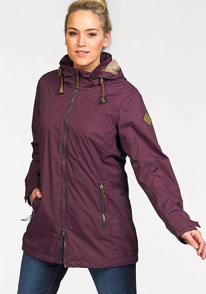 Nepromokavá bunda s kapucí