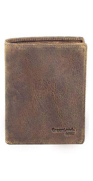 Greenland Peňaženka z kože