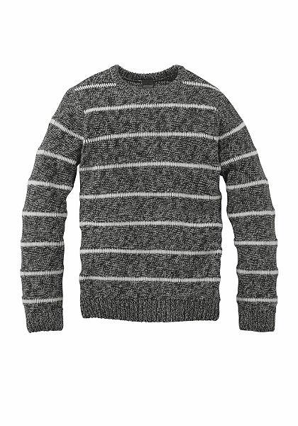 Arizona fiú csíkos pulóver