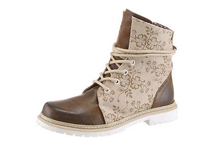 Krojová dámska obuv v športovom dizajne, Spieth & Wensky
