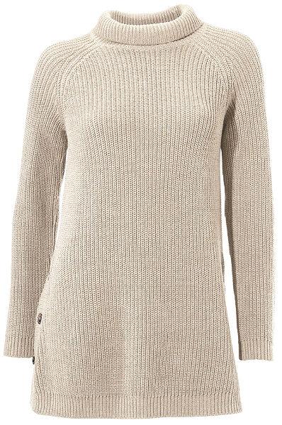 Álló galléros pulóver