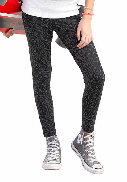 Arizona mintás lányka leggings