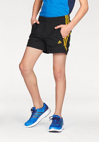 adidas Performance Sportovní šortky »ESSENTIALS 3 STRIPES CHELSEA SHORT«