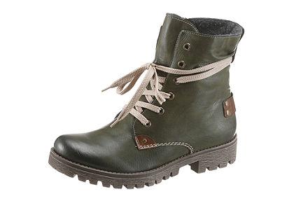 Rieker Šněrovací topánky vysoké
