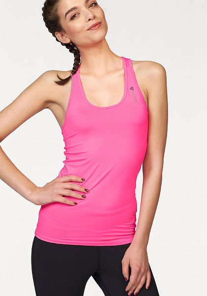 Reebok top »Workout Ready Fitted Tank«