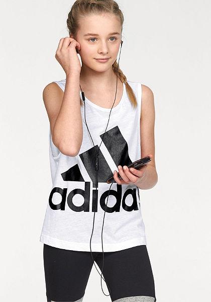 adidas Performance Športový top »ATHLETICS SLEEVELESS TEE«