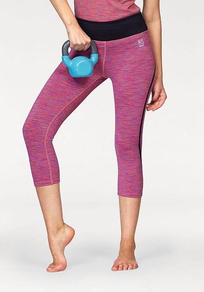 H.I.S 3/4-es sport legging