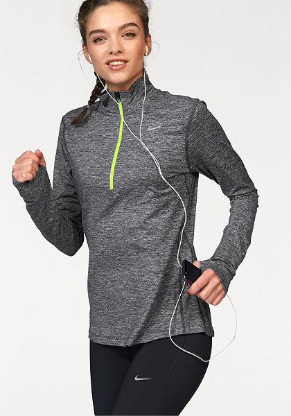 Nike Bežecké tričko »ELEMENT HALF ZIP«