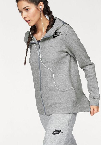 Nike Mikina s kapucňou »NSW AV15 FLEECE CAPE«