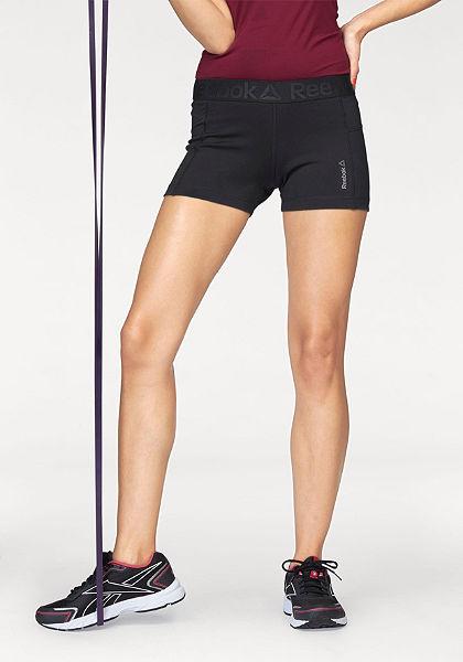 Reebok šortky »workout Ready Fit Knit Short«