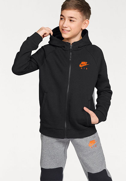 Nike kapucnis hosszú ujjú felső »NSW HOODY FULLZIP NIKE AIR«