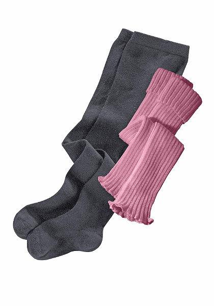 CFL Szett: harisnyanadrág és lábszármelegítő, (2 részes)