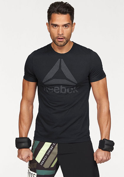 Reebok tričko »Workout Ready Big Logo Supremium Tee«