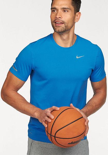 Nike NIKE DRI-FIT CONTOUR SS Športovné  tričko