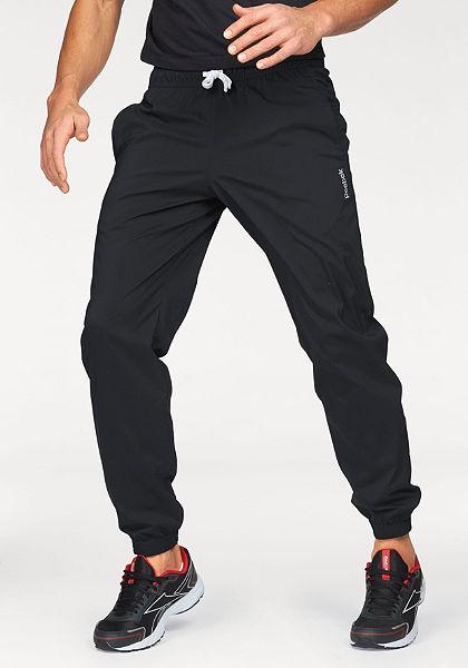 Reebok športové nohavice »Elements Woven Cuffed Pant«