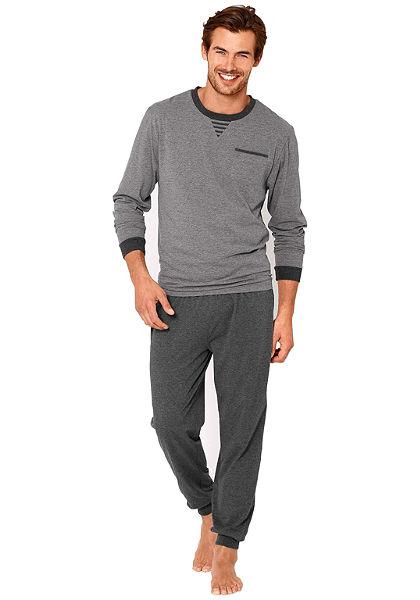 Le Jogger Pyžamo dlouhá