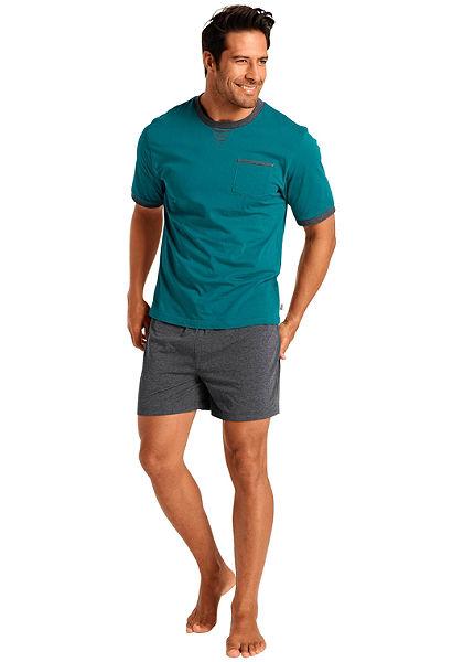 Le Jogger Pyžamo krátká