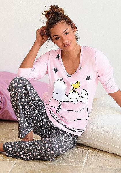 Pyžamo, Peanuts