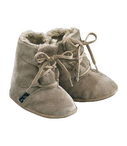 Zimní botičky s kožešinou