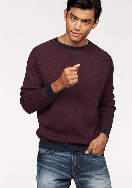 Tom Tailor Pletený pulóver