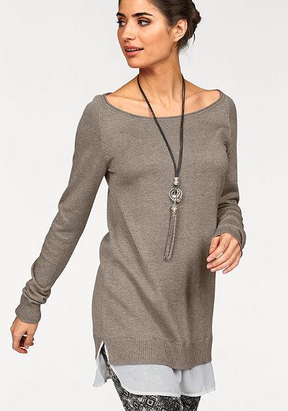 Boysen's Dlhý pulóver