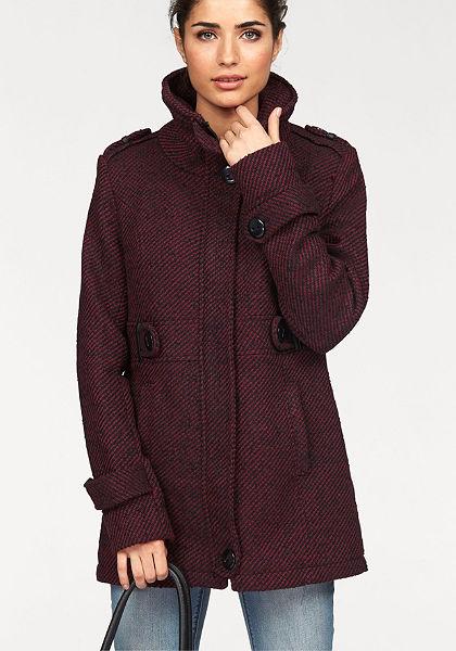 Boysen's Kabát v tvídovom vzhľade