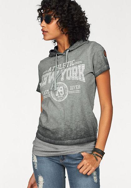 KangaROOS Tričko s kapucňou a top