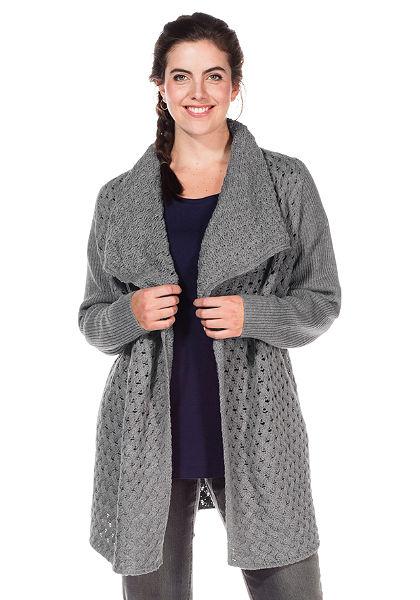 Pletený svetr, sheego Casual