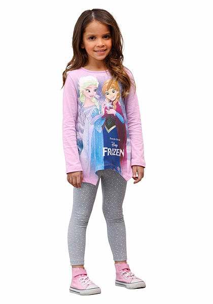 Disney lányka felső+leggings
