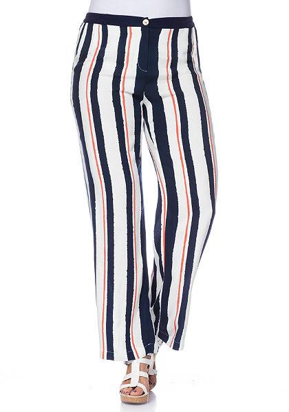 sheego Trend bő szárú nadrág