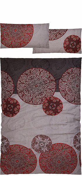 Ložní prádlo, Auro Hometextile, »Alisa« s moderními ornamenty