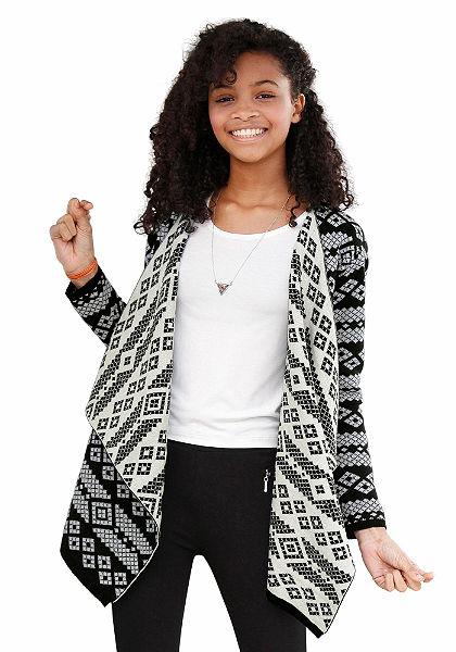 Buffalo Pletený svetr, pro dívky
