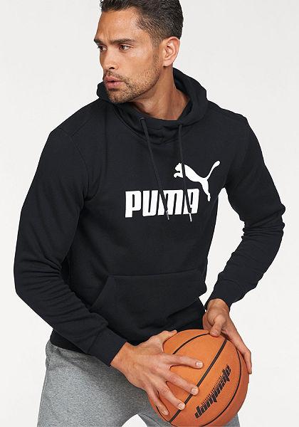 Puma Mikina s kapucňou »ESS No.1 Logo Hoody«