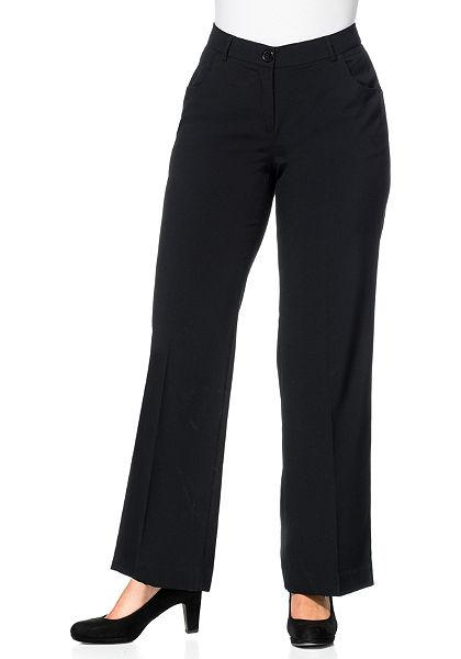 M.I.M business Strečové kalhoty