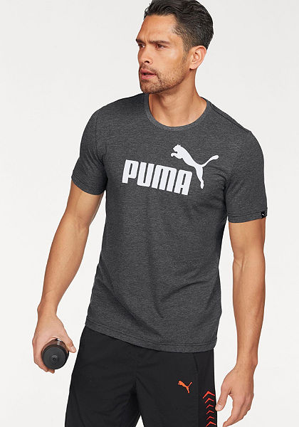 Puma Tričko »ESS No.1 Logo Heather Tee«