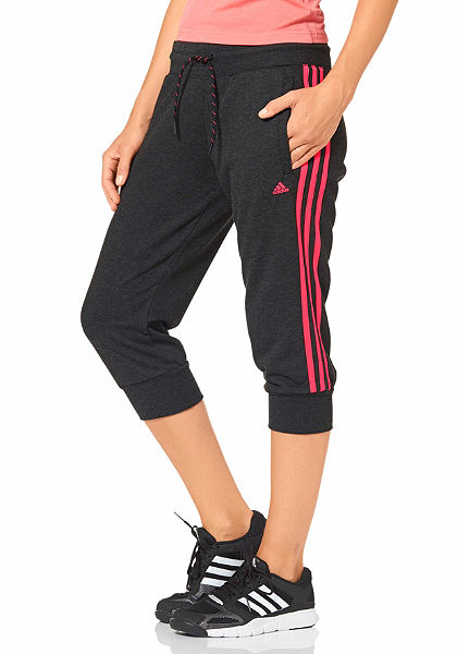 adidas Performance ESSENTIALS 3S 3/4 PANT 3/4 passzés nadrág
