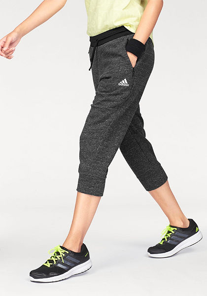 adidas Performance 3/4-es nadrág »COTTON FLEECE 3/4 PANT«