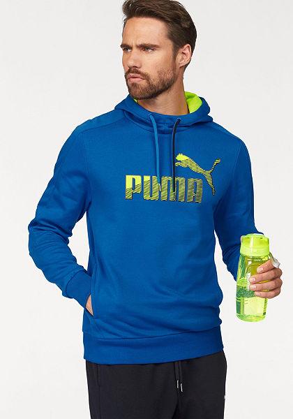 Puma  »Sports Logo Hoody« kapucnis pulóver