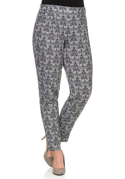 sheego Style Úzké elastické kalhoty