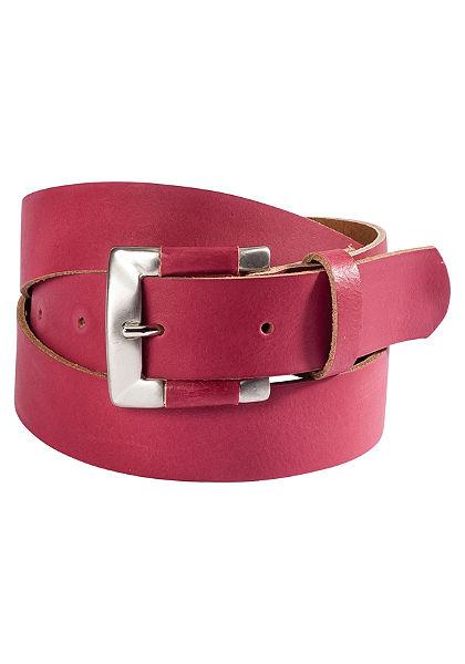 Sheego Accessoires XL-kožený pásek