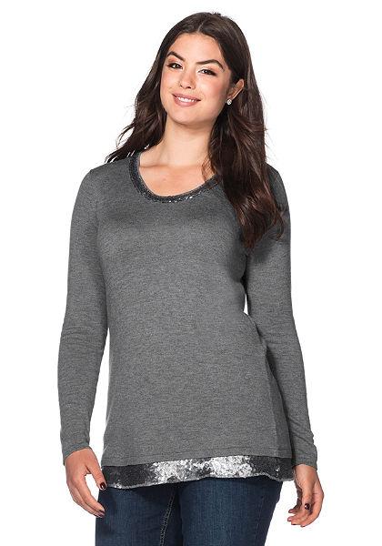 sheego Style pulóver