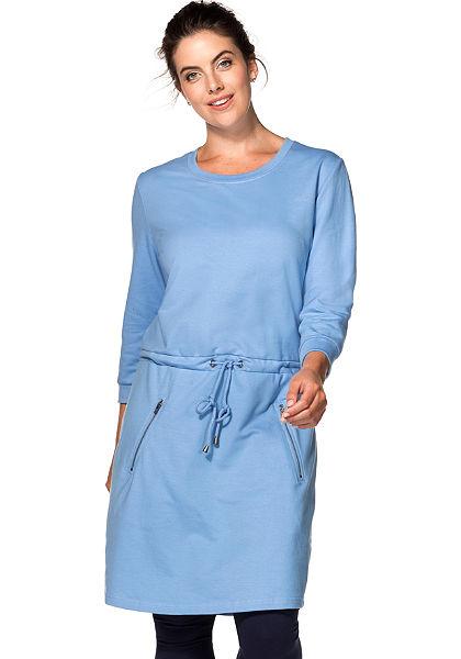 sheego Casual Bavlněné šaty