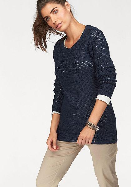 Boysen's kötött pulóver