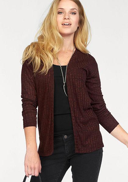 Vero Moda Dlouhý pletený svetr »NILLE«