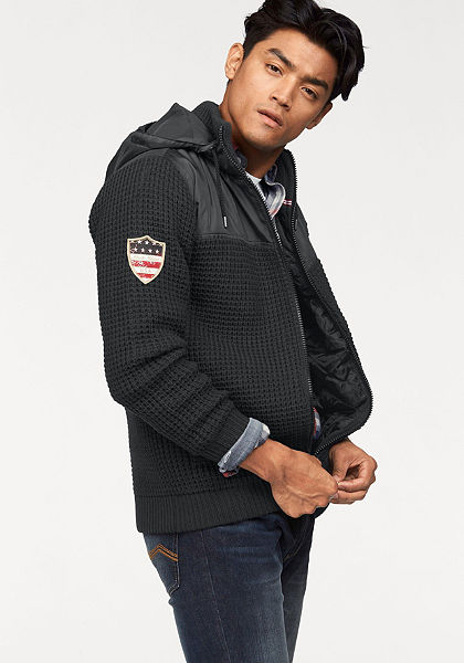 Rhode Island Pletený sveter