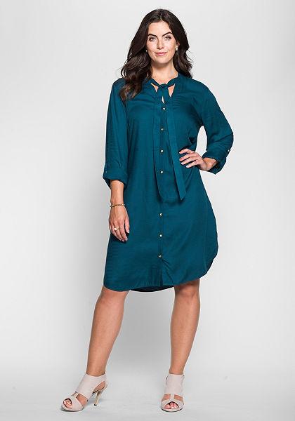 sheego Style Šaty s límcem