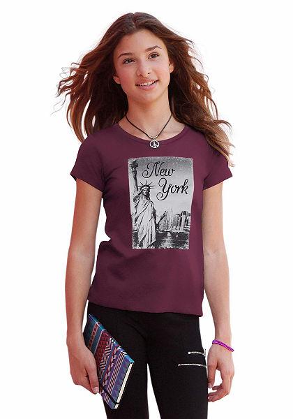 Arizona póló fotónyomással, lányoknak
